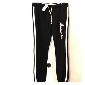 Abercrombie Classic Banded Sweatpant Size L
